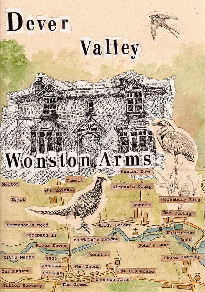 Wonston Arms near Winchester
