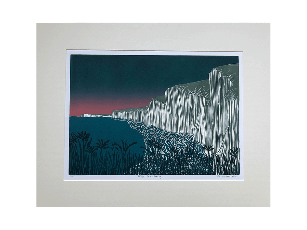 Linocut Limited Edition