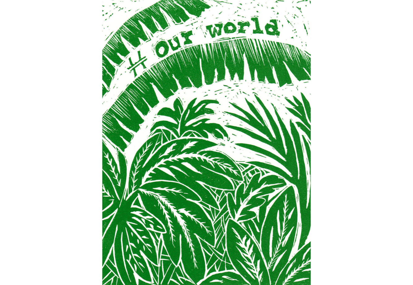 # Our World Summer Green